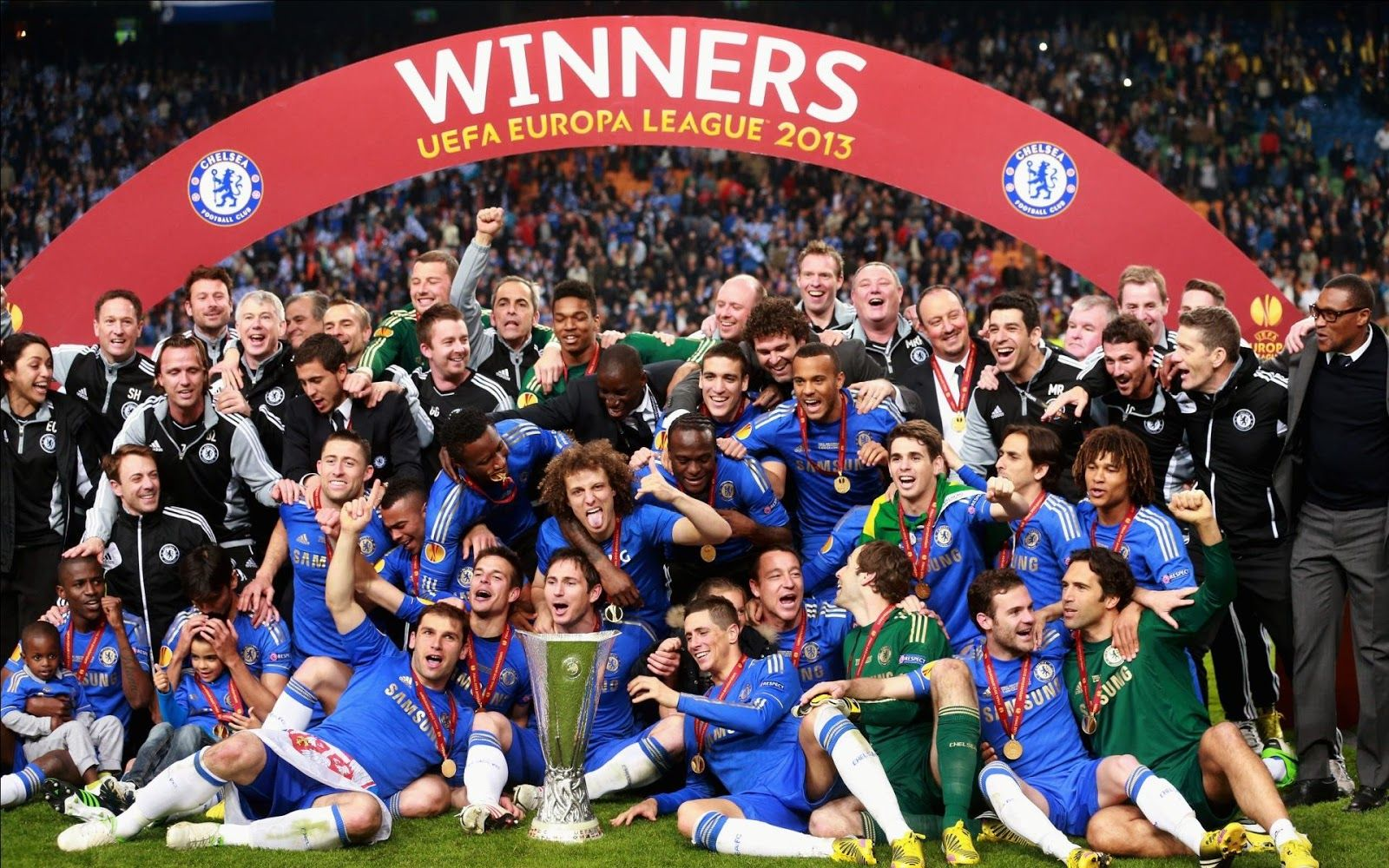 футбол 1 Wallpaper: Watch More Like Chelsea Fc Champions League Wallpaper