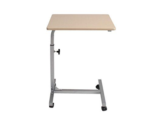 Revesun Desks Laptop Computer Stand With Adjustable Swivel Top And  CastersLaptop¨C Easy Moving Revesun