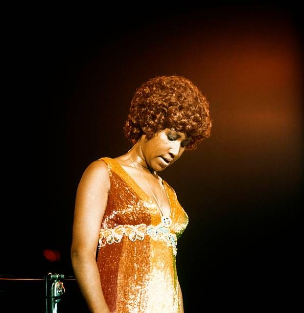 Aretha Franklin Live At 1973 Newport Jazz Festival