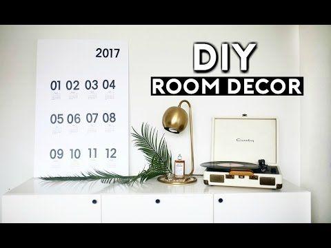 Diy Room Decor Tumblr Inspired Dollar Store Diys For 2017 Easy