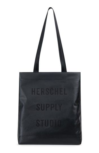 HERSCHEL SUPPLY CO. KERAMAS STUDIO COLLECTION TOTE - BLACK.   herschelsupplyco.  bags  hand bags  tote   94cc0b08a468b