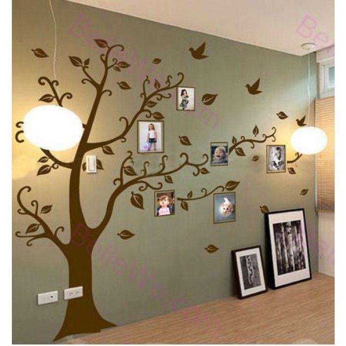 Osez la nouvelle tendance décoration le tatouage mural en un clin doeil et avec un mini budget vous donnez à votre intérieur