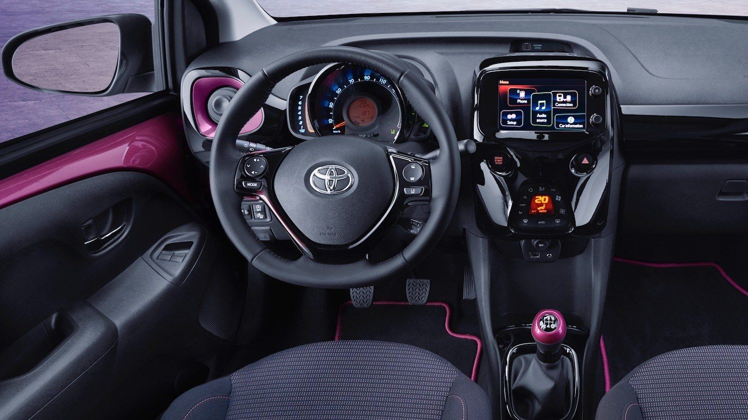 New 2018 Toyota Aygo Refreshed And Reviewed Toyota Aygo Toyota