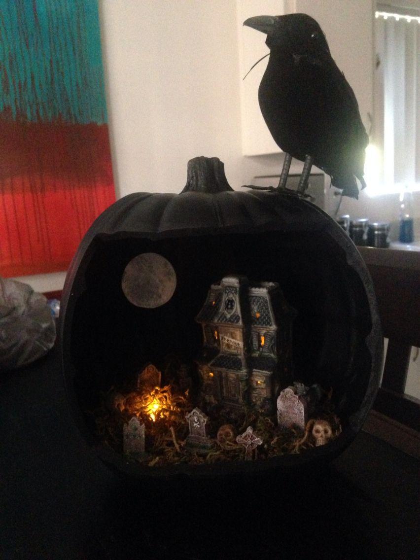 Halloween Indoor Decorating Ideas