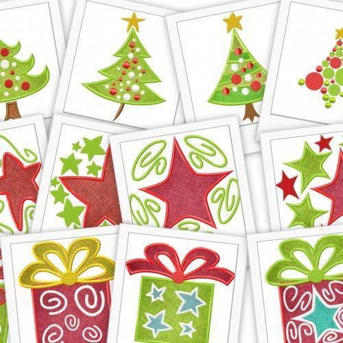 Artsy Christmas Main | Sticken | Pinterest