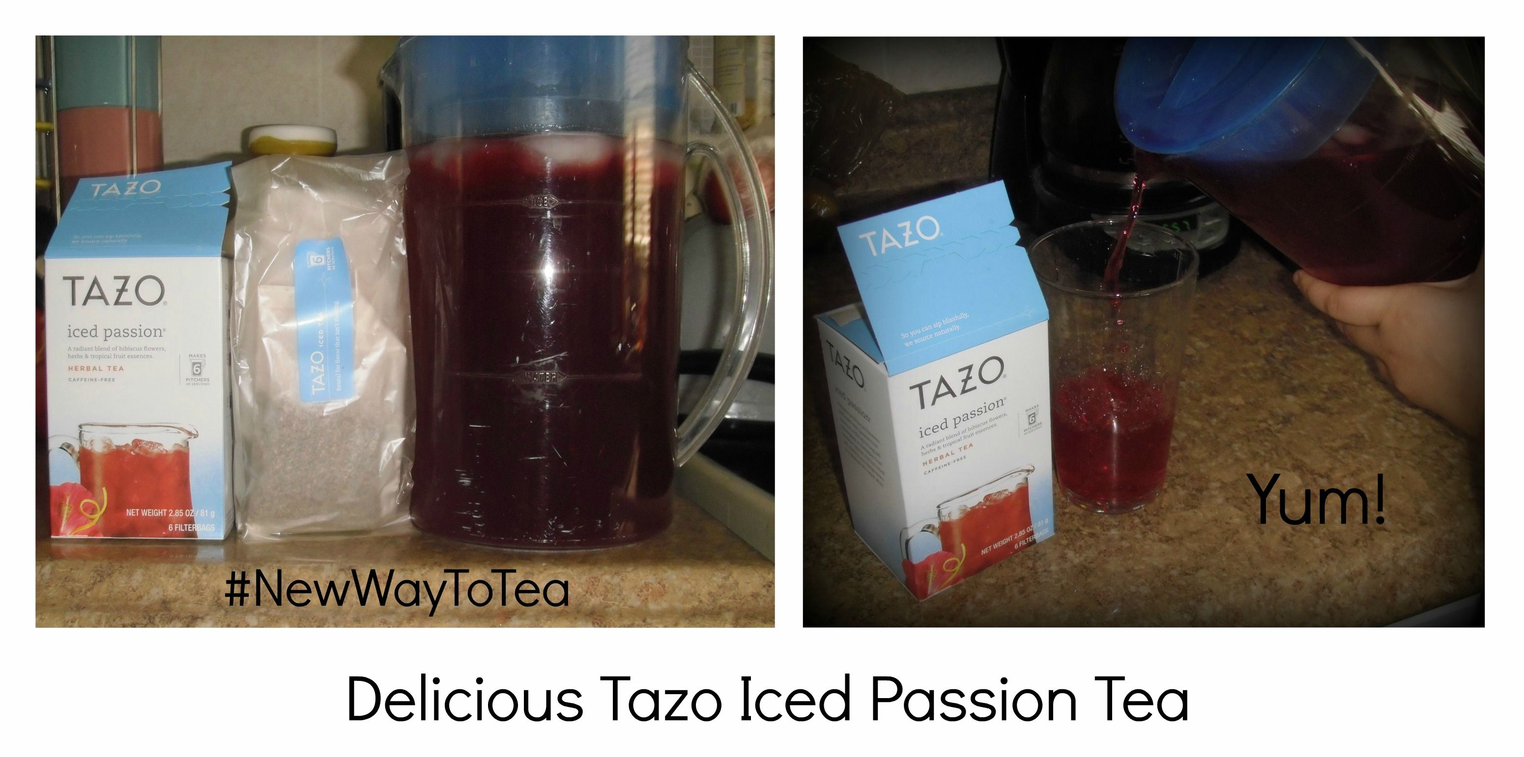 Delicious and easy to make ice tea! FreeSample