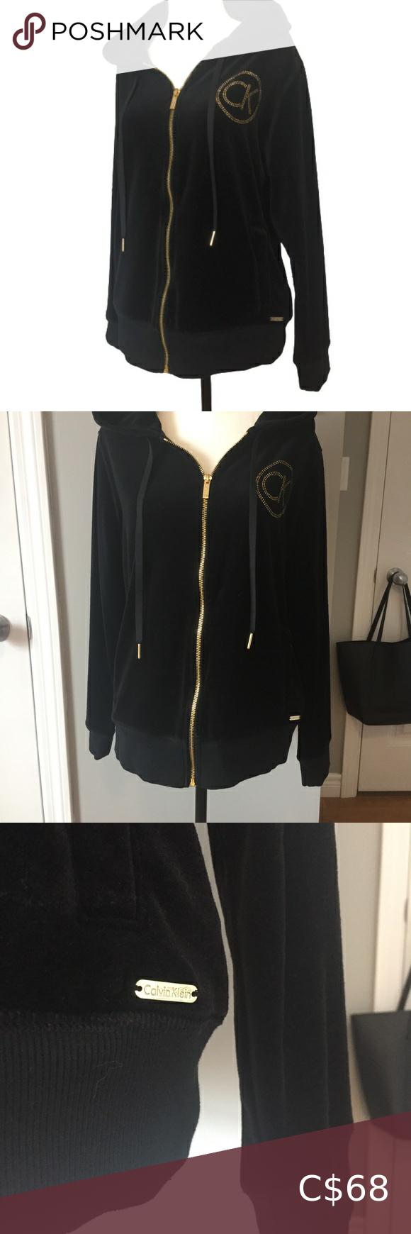 Calvin Klein Zipper Hoodie