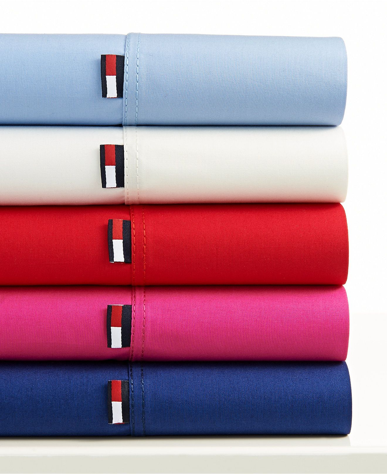 Tommy Hilfiger Solid Core Twin XL Sheet Set   Twin xl ...