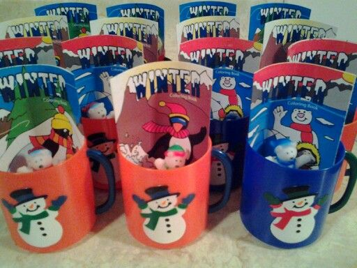 Winter Onederland Goodie Bags Polar Pop Up Coloring Book Inside Of Mug Will Add Hot Chocolate Mix And Marshm Hot Chocolate Mix First Birthdays Hot Chocolate