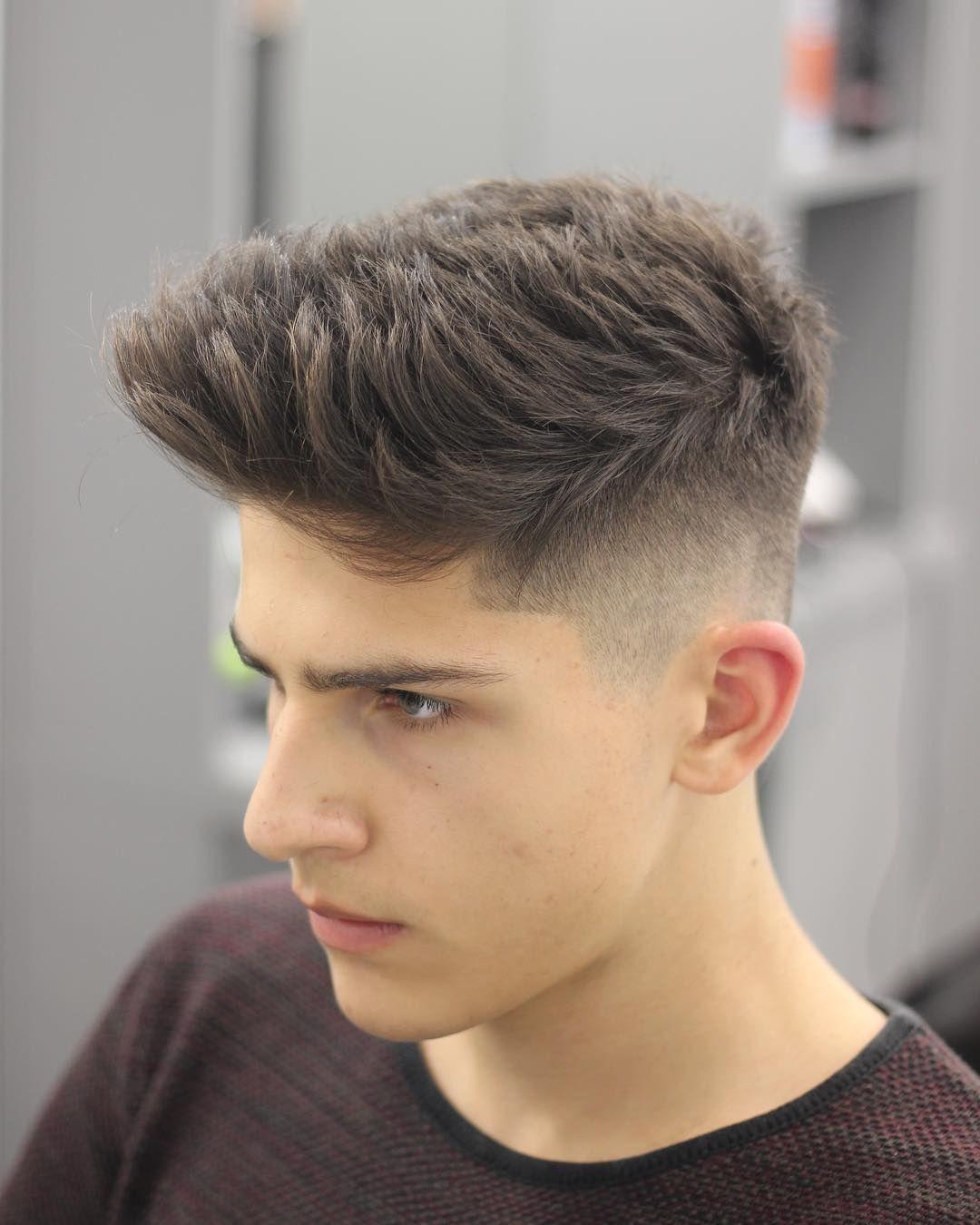 Mens haircut tutorials emilio hernandez hemilio on pinterest