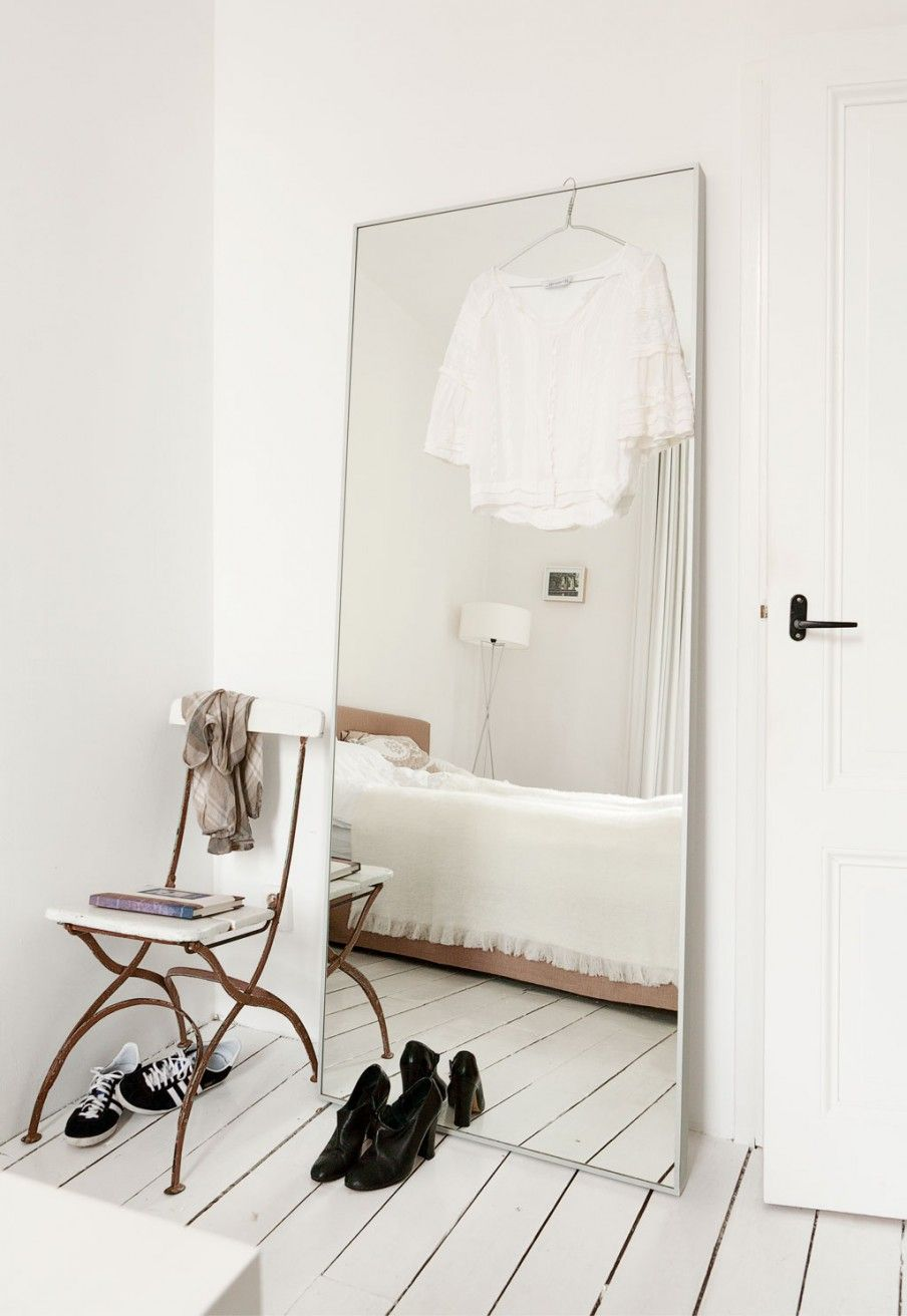 cmo elegir un espejo de pared para tu dormitorio nordic style decor pinterest espejos de pared espejo y elegi