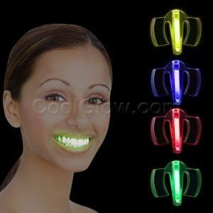 Glow Mouth Guard - Assorted CoolGlow