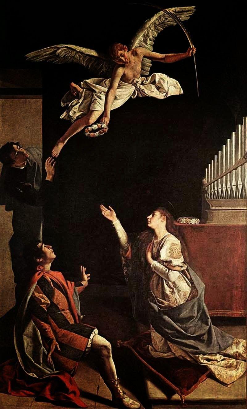 Orazio Gentileschi Baroque Painter Orazio Gentileschi Baroque Art Renaissance Art