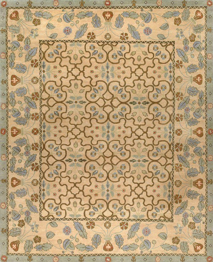 Classic Elegant Carpet Lattice Scarf EKE Womans Eternal Style Scarf