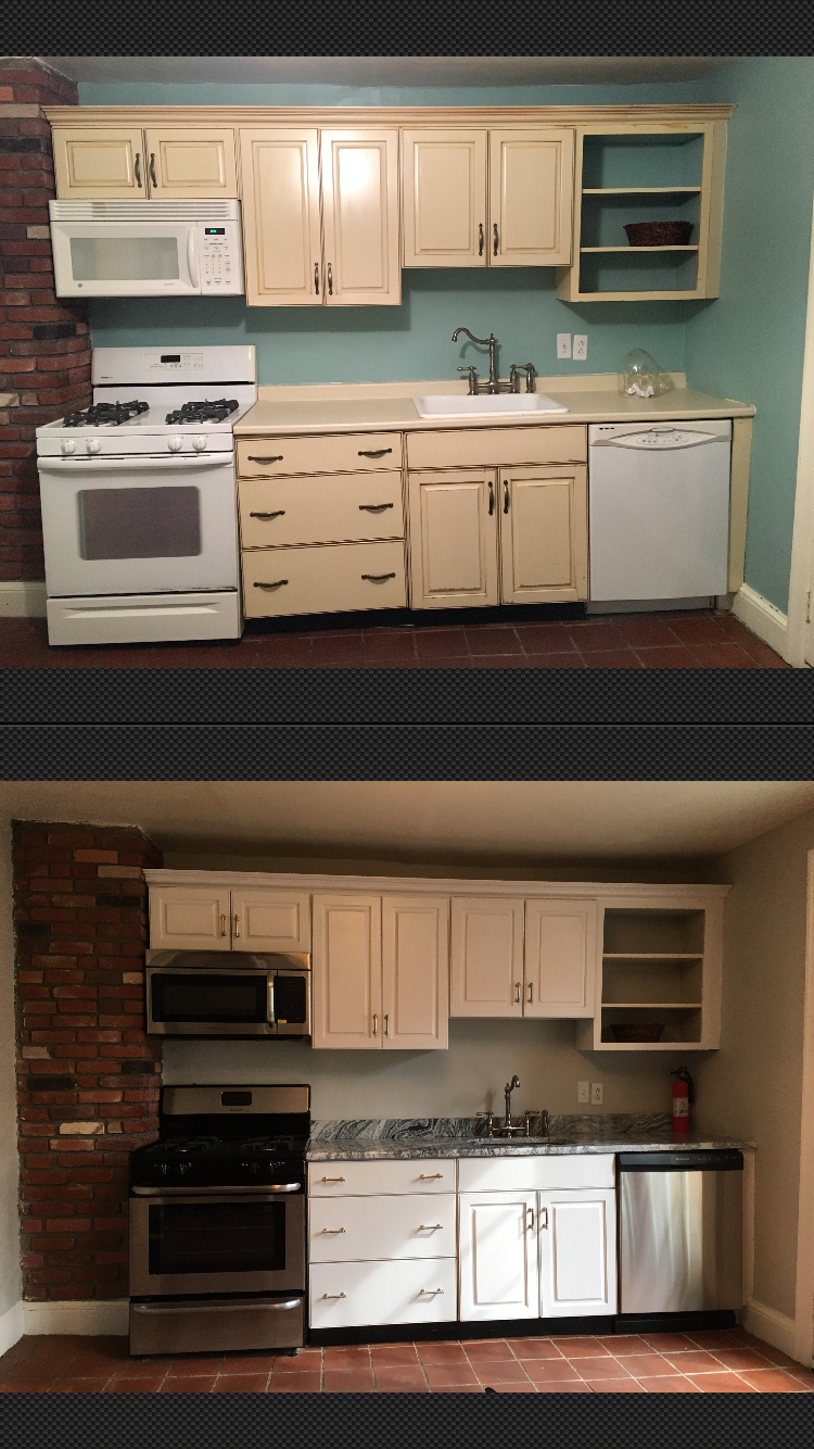 Pin von Amanda Sokol auf My Home Reno Before and Afters | Pinterest