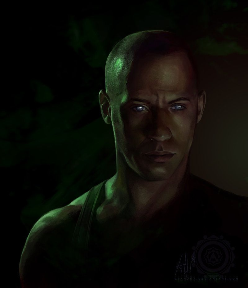 Riddick by Cyan707