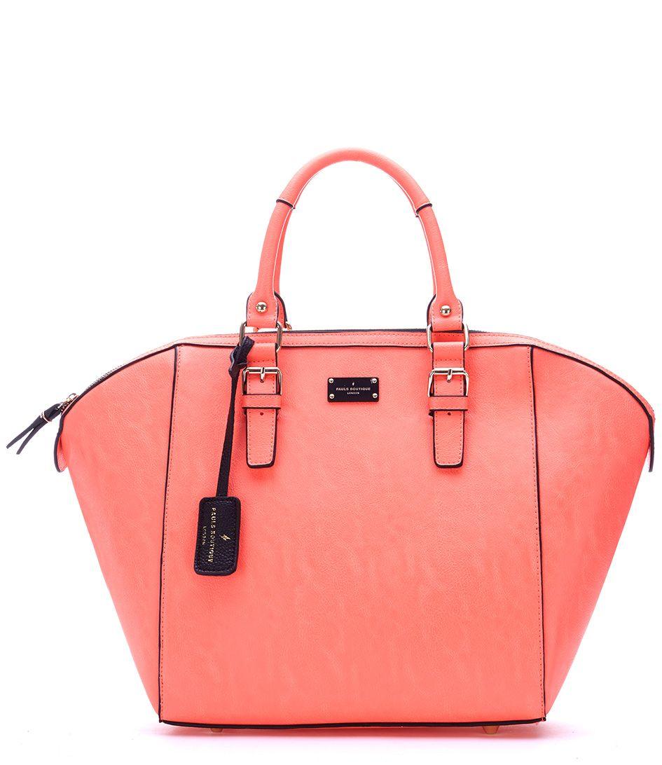 Met de Betsy Shock Colour is het niet lastig om op te vallen. Deze prachtige tas van Paul's Boutique is voor elke gelegenheid een eyecatcher! (€99,90)