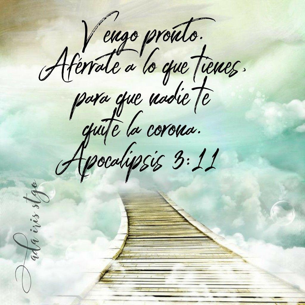 Apocalipsis 311 Frases Dios Palabra De Dios Y Mensaje De
