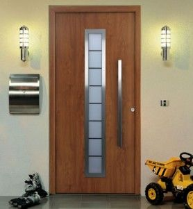 these high quality secure entrance doors offer contemporary design at affordable prices