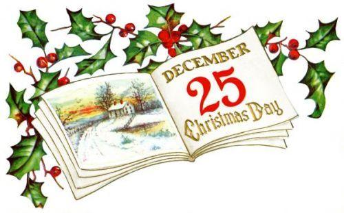Certains Diront Que Noel Est Passe Depuis Une Semaine Et Qu On A Encore Plus De Onze Mois Et Christmas Clipart Free Christmas Artwork Victorian Christmas Cards
