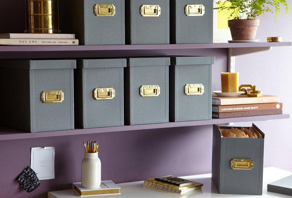 A Stylish Storage Box Upgrade