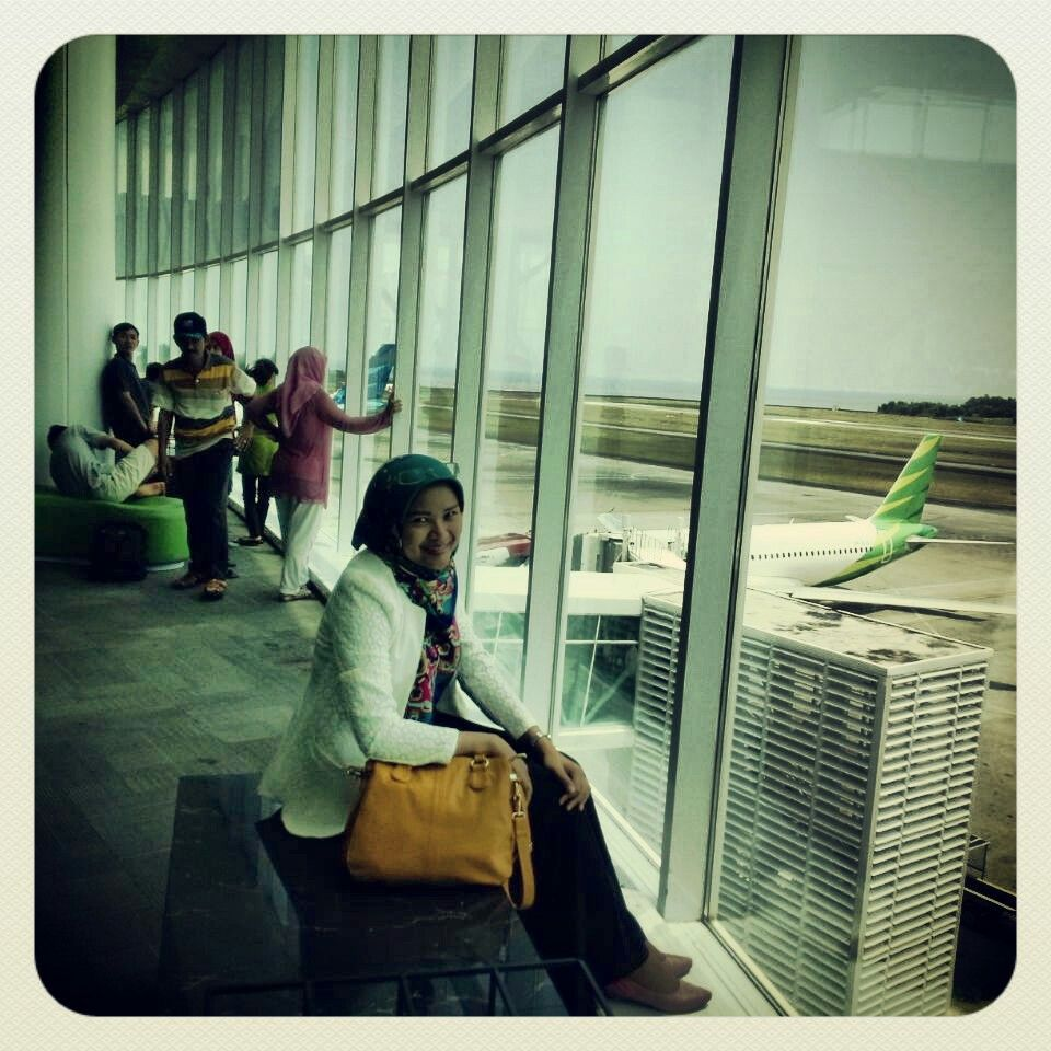 Sepinggan Int'l airport, Balikpapan Balikpapan, Airport