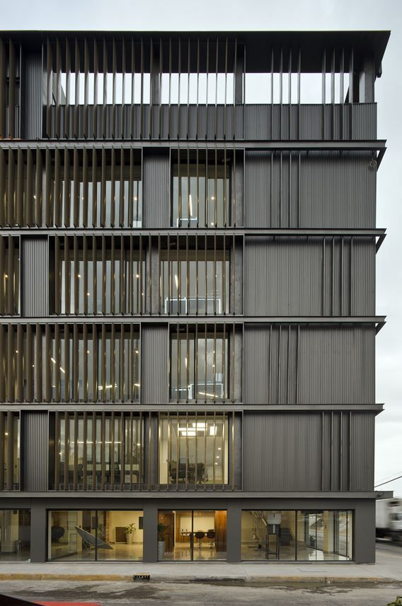 Shading Office Facades Pinterest Office buildings Building