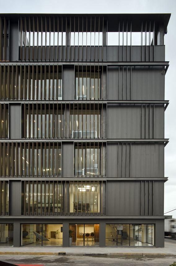 office building designs. Renovation Of México Fortius Office Building / ERREqERRE Arquitectura Y Urbanismo Designs