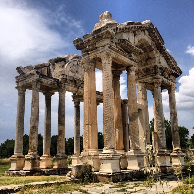 Aphrodisias, Ancient Ruins in Turkey: The Lost City of Sculptures