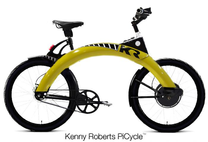 Picycle Electric Bike Beauty To The Li Ion Core Pimobility