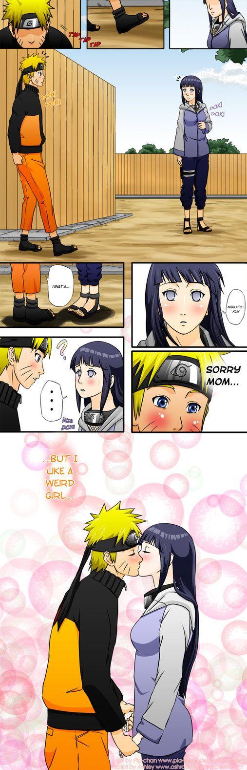 Naruto hinata naked