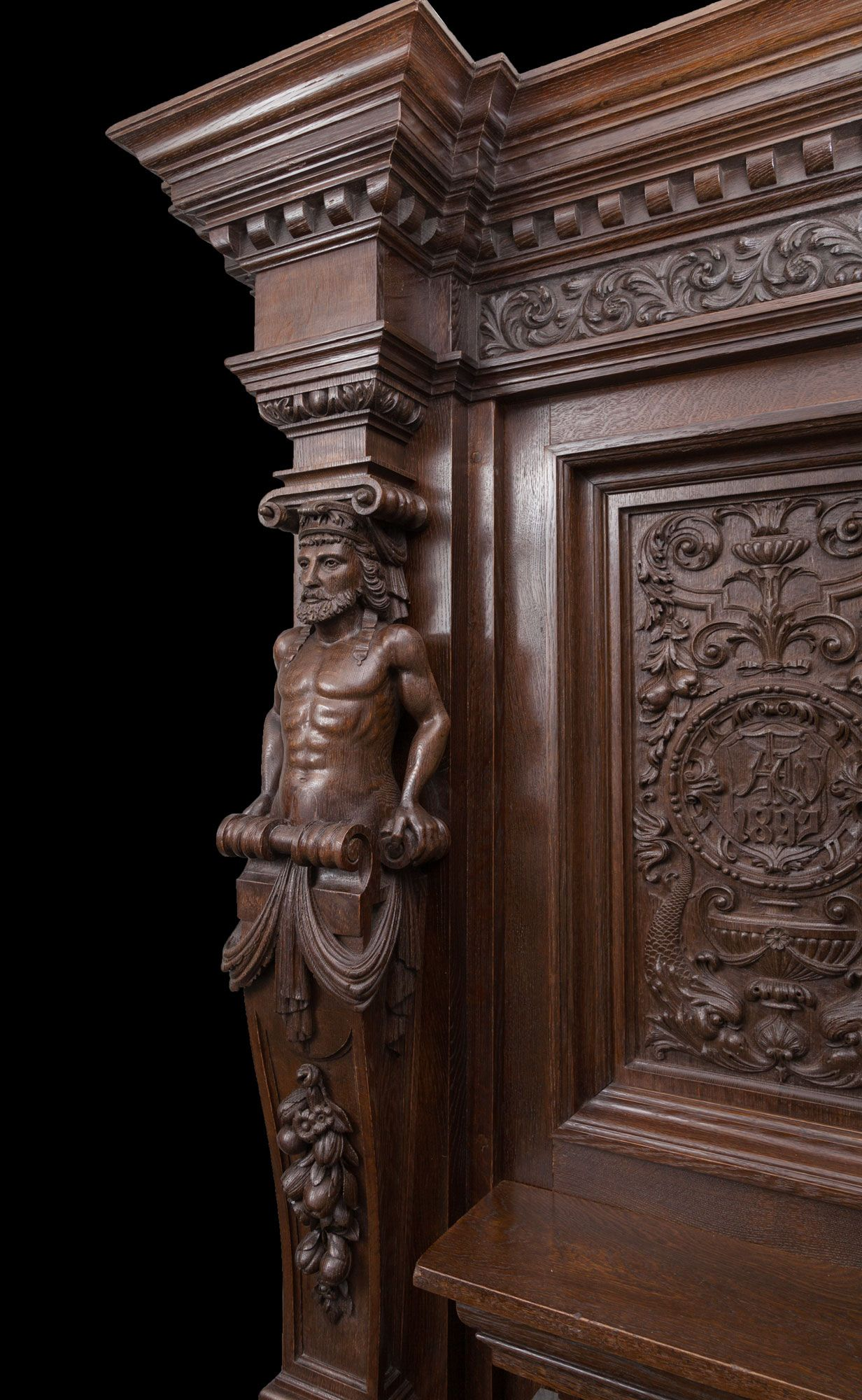 wooden mantel w105 from ryan u0026 smith ltd specialists in antique