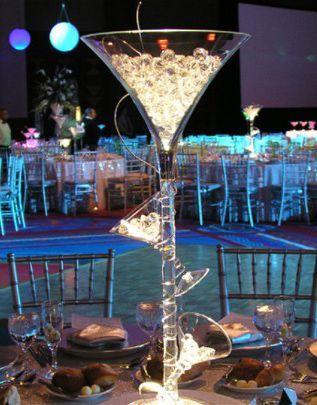Image Result For Large Martini Decor Casino Wine Glass