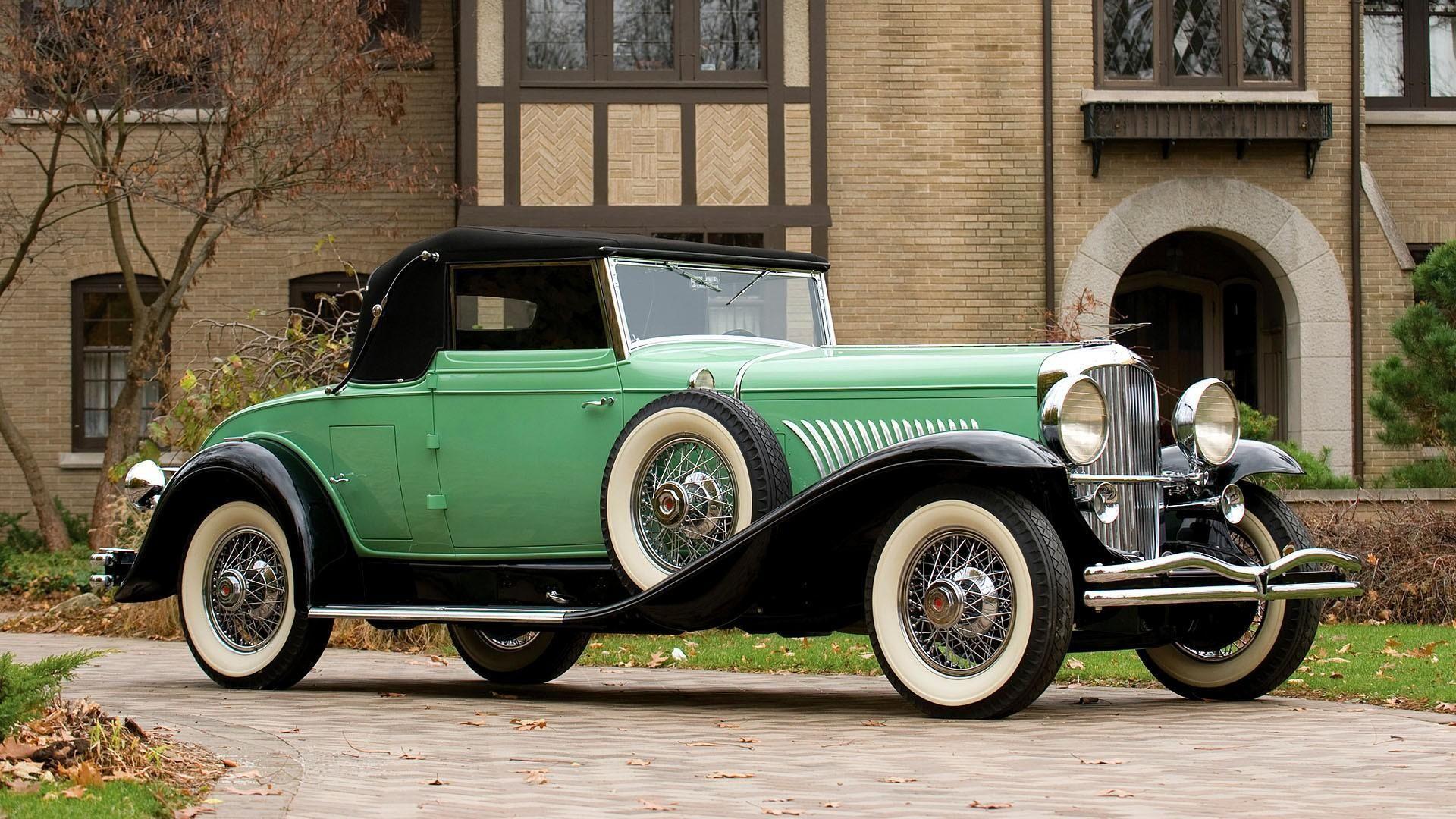 1929 Duesenberg Model J Vintage Cars Best American Cars Coupe Cars