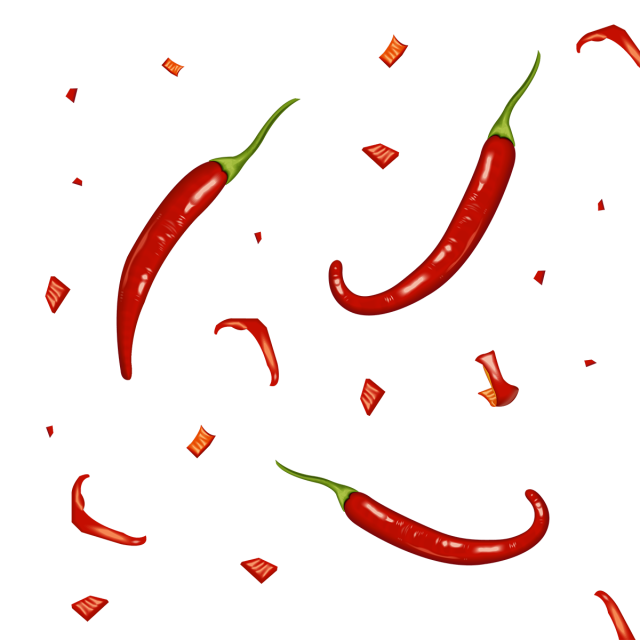 Red Chili Illustration Red Clipart Chili Red Png And Vector With Transparent Background For Free Download Ilustrasi Merah Png