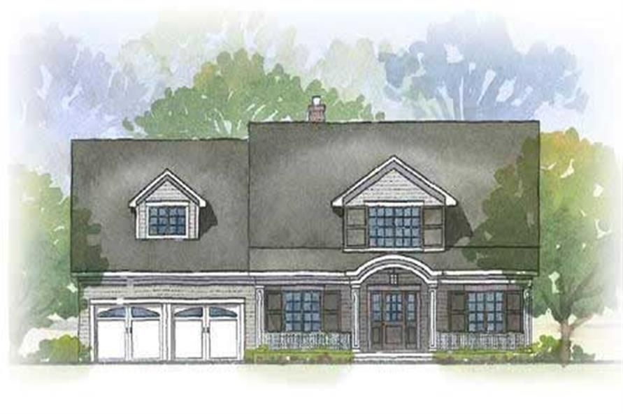 Cape Cod Home Plans Home Design Glenview (With images