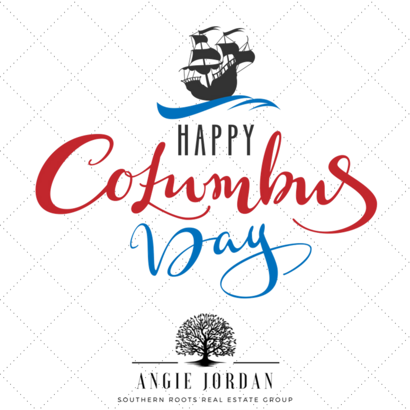 Columbus Day Happy Columbus Day Texas Real Estate Inspirational Quotes