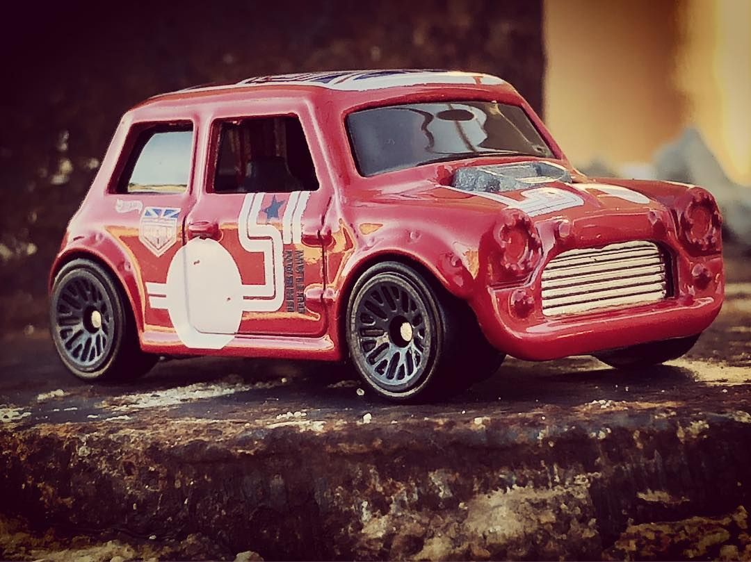 Morris Mini Morris Mini Cooper By Hot Wheels 03 From The 2018