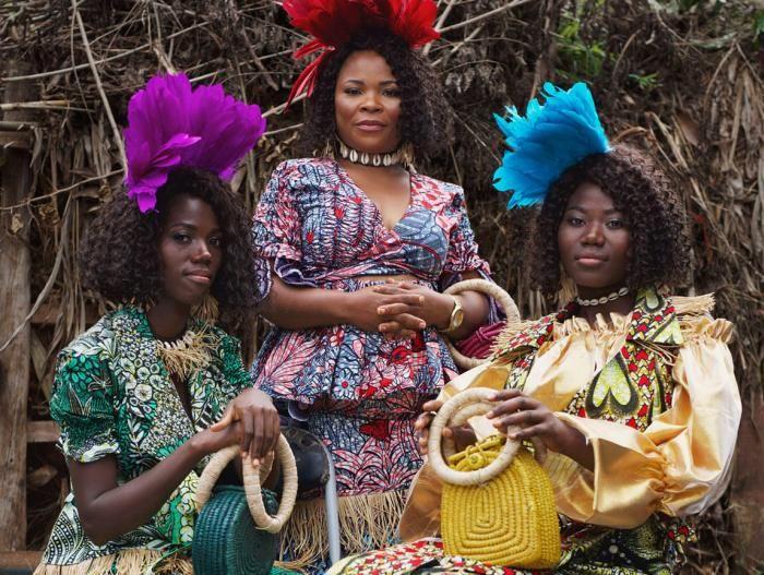 City of Joy – Vlisco, distinctive African fabrics