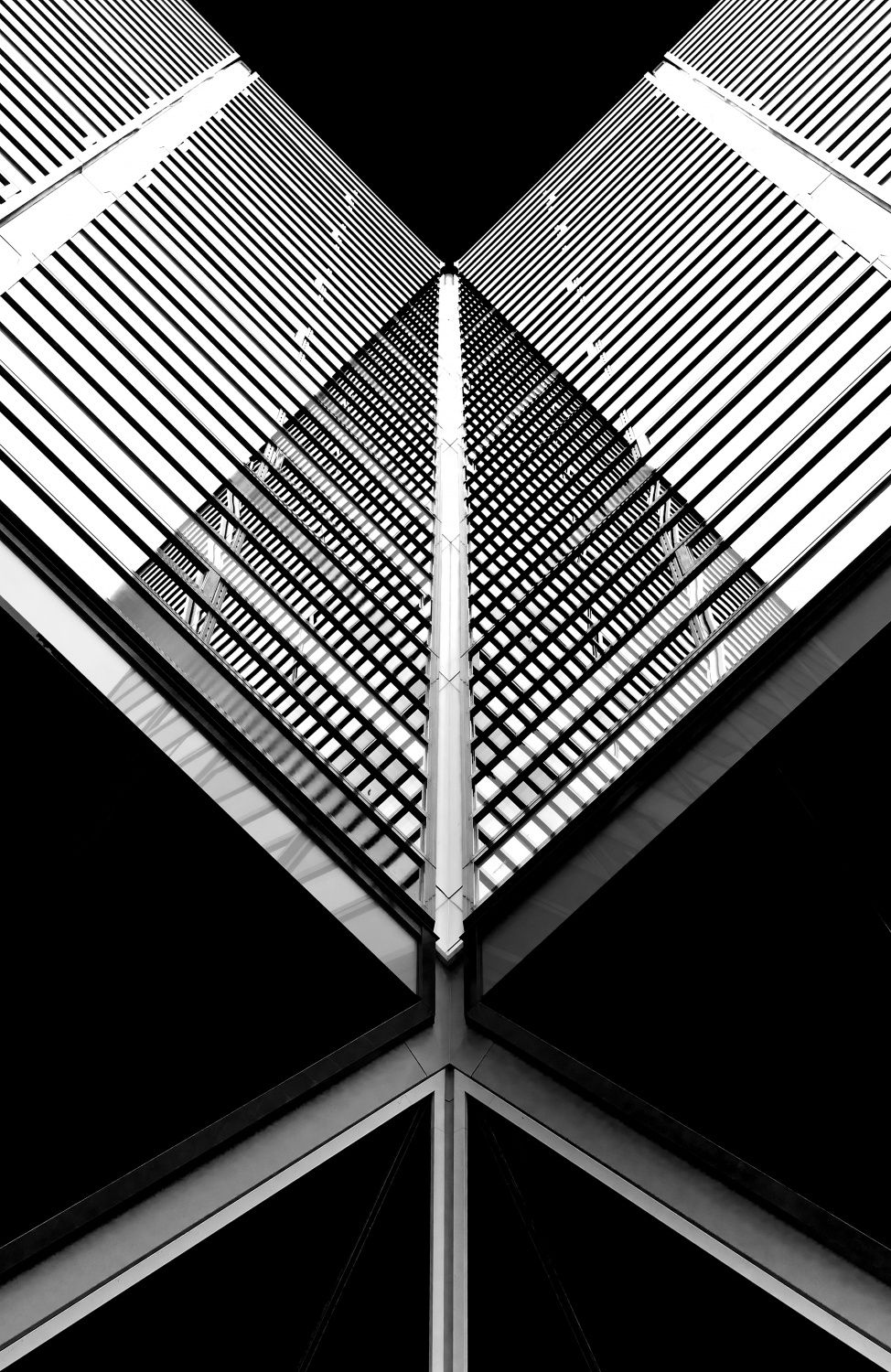 Triangles By Greetje Van Son Geometric Architecture