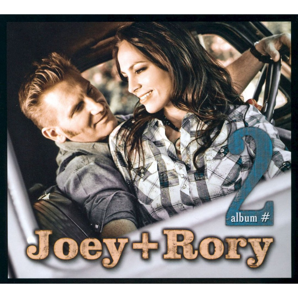 Joey + Rory - Album Number Two (CD) | Products