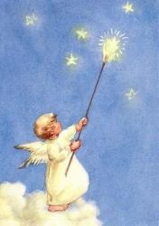 Erica von Kager - Angel with Torch