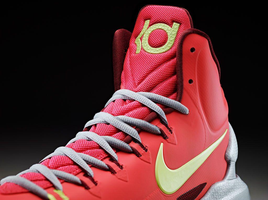 premium selection 74593 09015 Nike KD V Maryland Official (3)