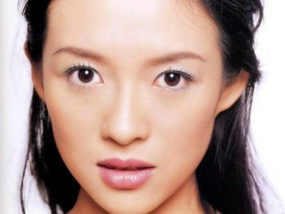 zhang ziyi  zhang ziyi subtle makeup beauty
