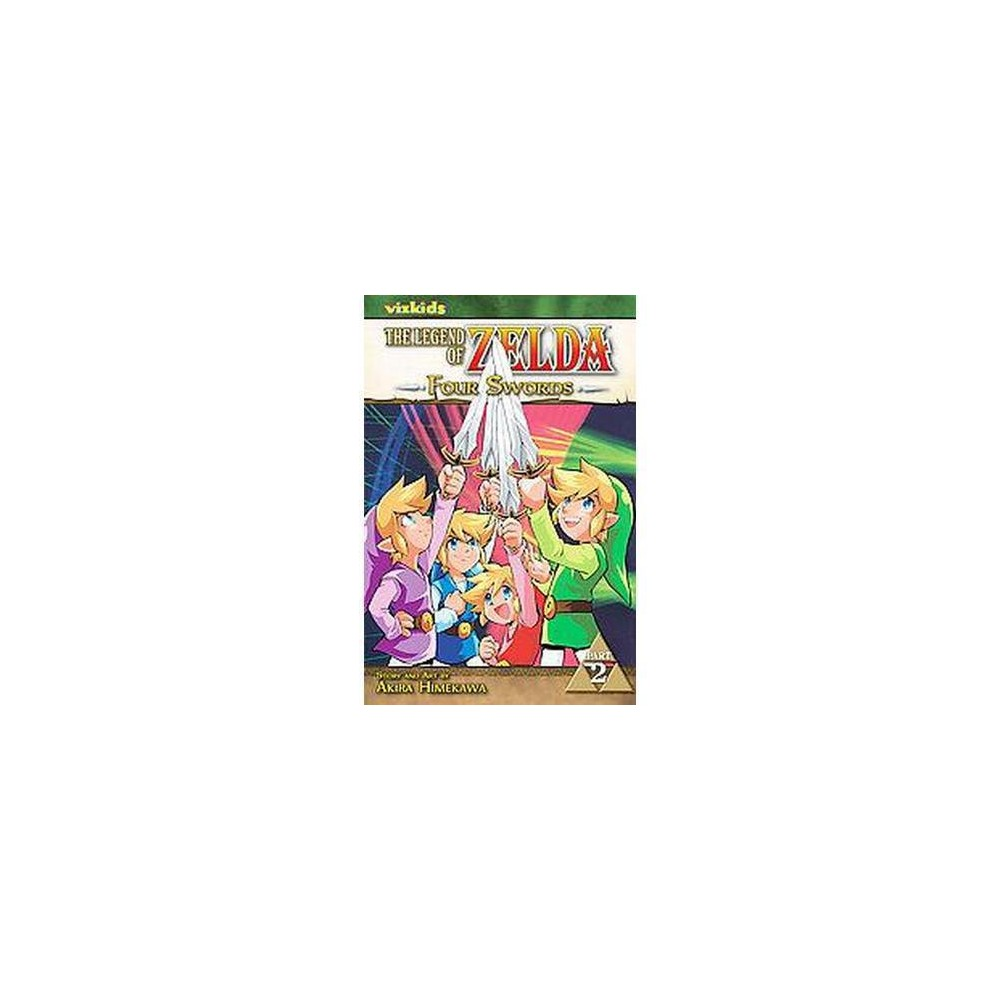 Legend of Zelda 7 : Four Swords (Paperback) (Akira Himekawa)