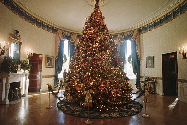 White House Holiday Decor Through the Years