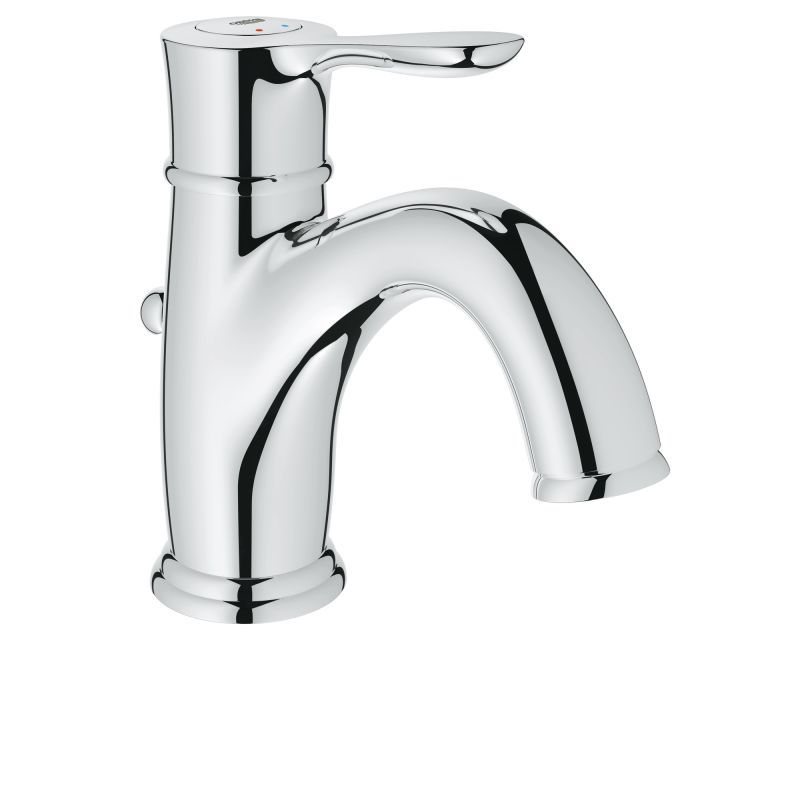 Grohe 23 305 A Parkfield 1.2 GPM Single Hole Bathroom Faucet with SilkMove and Q