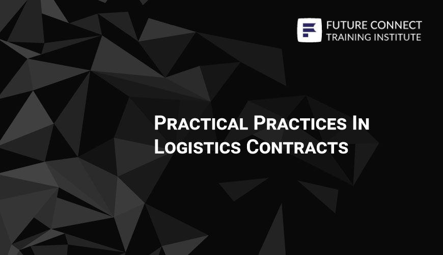 Future Connect Group Provides Training In Practical Practices In