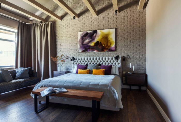 Декор спальни: 100 фото красивых идей - Дизайн интереьра ...