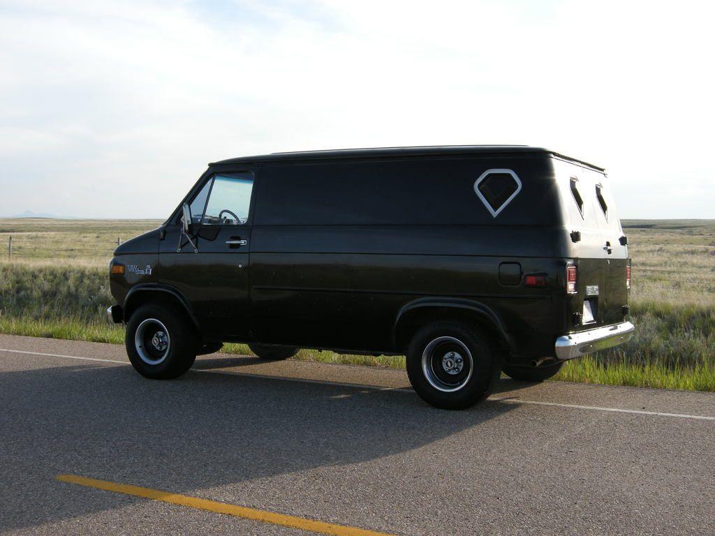 1977 Gmc Vandura 1500 Gmc Vans Custom Vans Gmc